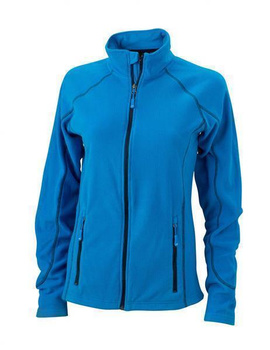 Damen_Structure_Fleece_Jacke_JN596