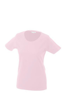 Damen T-Shirt mit Single-Jersey ~ rose S