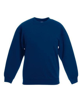 Kinder Sweatshirt ~ Navy 152