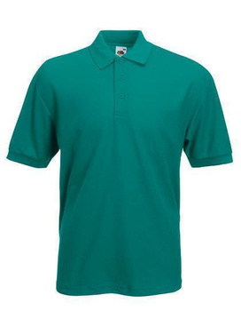 Poloshirt Pique von Fruit of the Loom