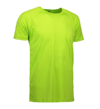GAME Active T-Shirt ~ Lime S