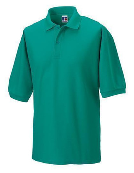 Poloshirt 65/35 ~ Winter Emerald L
