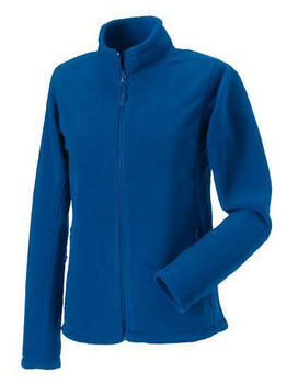 Damen Fleccejacke ~ Bright Royal XS