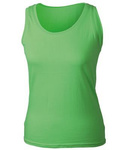 Damen Trägershirt Tank Top