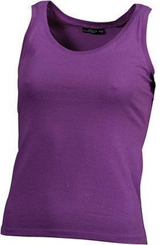 Damen Trägershirt ~ purple L