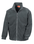 Active Fleece Jacke von Result