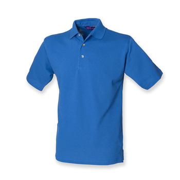 Classic Piqué Heavy-Polo ~ royal S