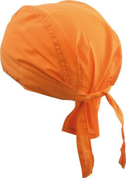 Bandana Hat ~ orange