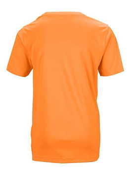 Kinder Funktionsshirt von James Nicholson ~ orange XL