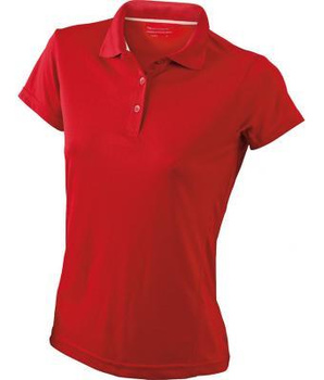 Damen Funktions Poloshirt High Performance