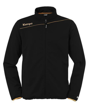 Kempa Trainingsjacke Gold ~ schwarz/gold S