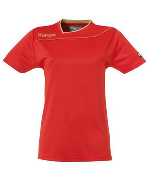 GOLD TRIKOT WOMEN ~ rot/gold XL