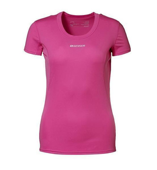 Woman Active S/S T-shirt ~ Pink XL