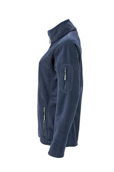 Damen Arbeits Fleecejacke ~ navy/navy 4XL