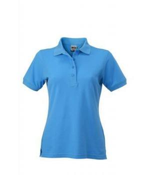 d6f7eb86adc0 Robustes Damen Poloshirt für Arbeit, Hobby und BerufJN829