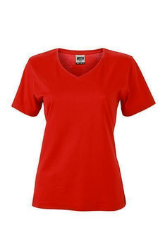 Arbeitskleidung & -schutz Kleidung Arbeits T-shirt Rot