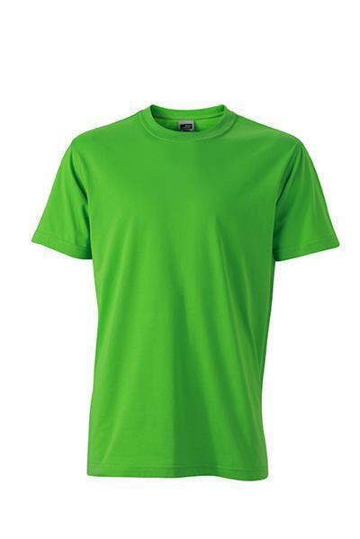herren arbeits t shirt lime gr n xs. Black Bedroom Furniture Sets. Home Design Ideas