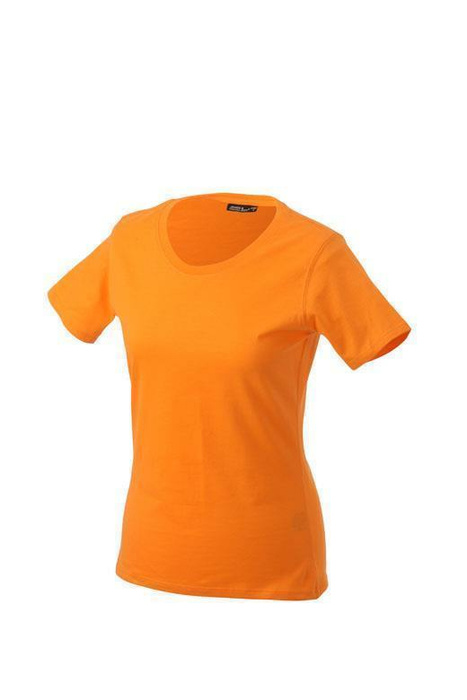 srapazierf higes damen arbeits t shirt orange xxl 13 20. Black Bedroom Furniture Sets. Home Design Ideas