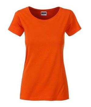 fcdd279f359463 Tailliertes Damen T-Shirt aus Bio-Baumwolle JN8007
