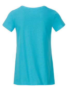Girls Basic-T ~ pazifikblau S