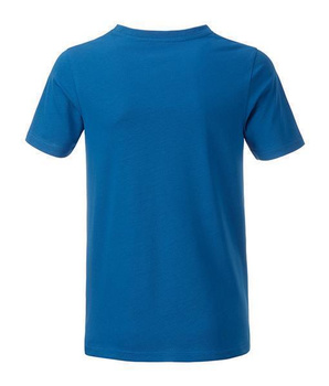Kinder T-Shirt aus Bio-Baumwolle ~ royal S