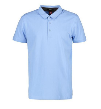 Business-Herren-Poloshirt-Stretch
