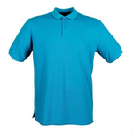 Henbury_Herren_Microfine_Piqué_Polo_Shirt