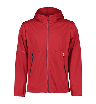 Leichte Soft Shell Herrenjacke ID 0836